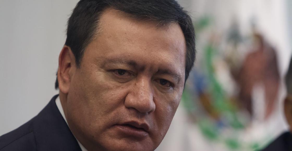 SFP investiga incremento injustificado en el patrimonio de Osorio Chong por más de 14 millones de pesos