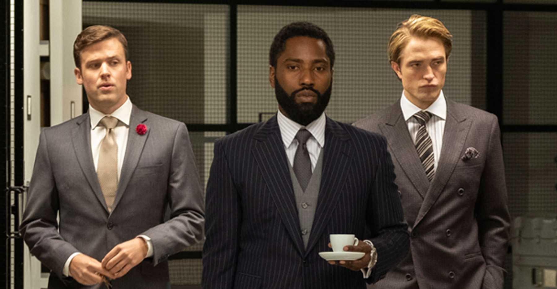 Hay esperanza: 'TENET' triunfa en la taquilla de su primer fin de semana de estreno