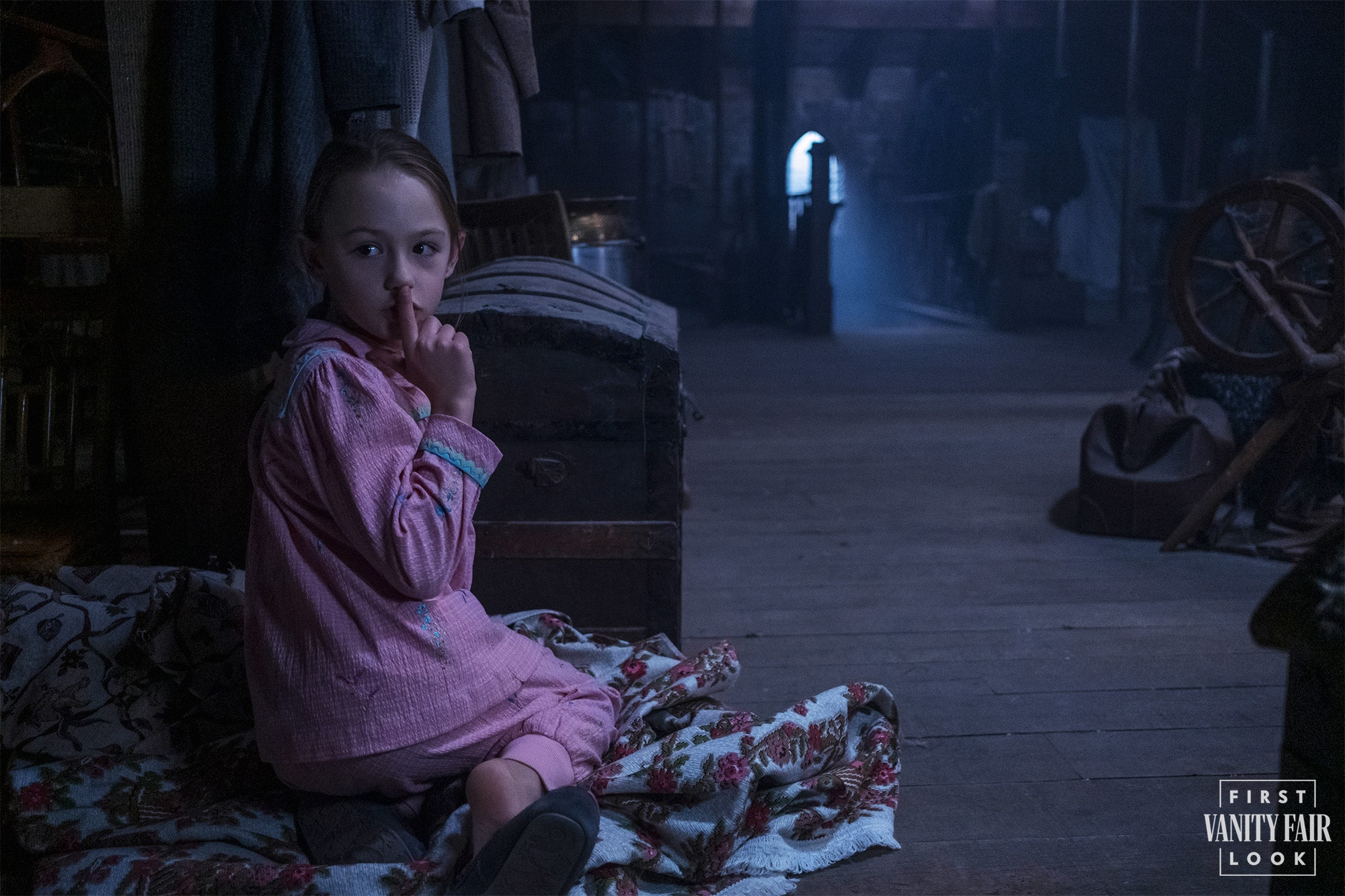 Netflix y Mike Flanagan revelan los detalles 'The Haunting of Bly Manor'