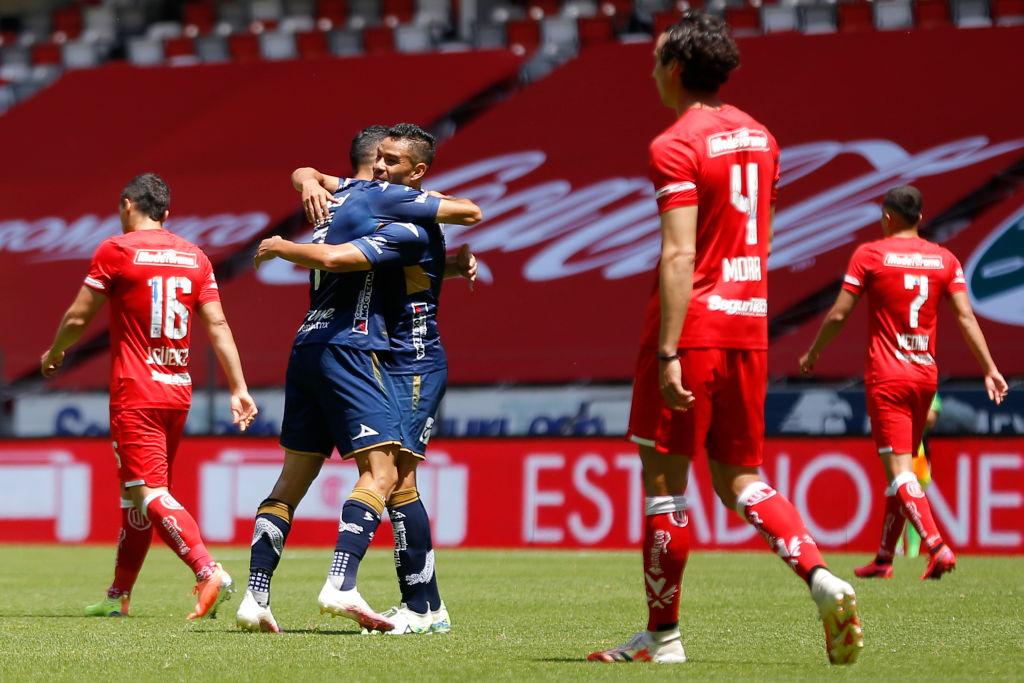 ¡Milagro! Toluca venció al Atlético San Luis y volvió a ganar después de 8 partidos