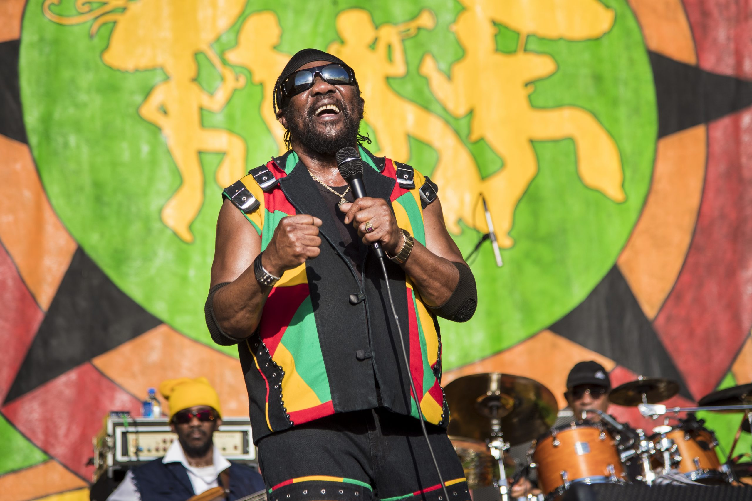 Toots and The Maytals coverean a Bob Marley junto a Ringo Starr