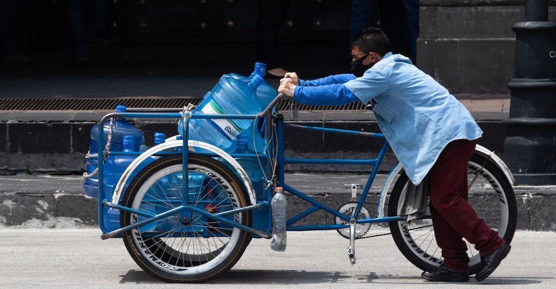 triciclo-manifestacion-protesta-polanco-masaryk-soumaya-fecha-kermes-comercio