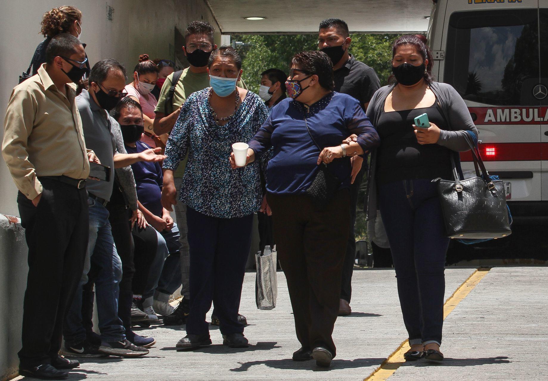 Universidad de Washington estima 130 mil muertes por coronavirus en México para diciembre