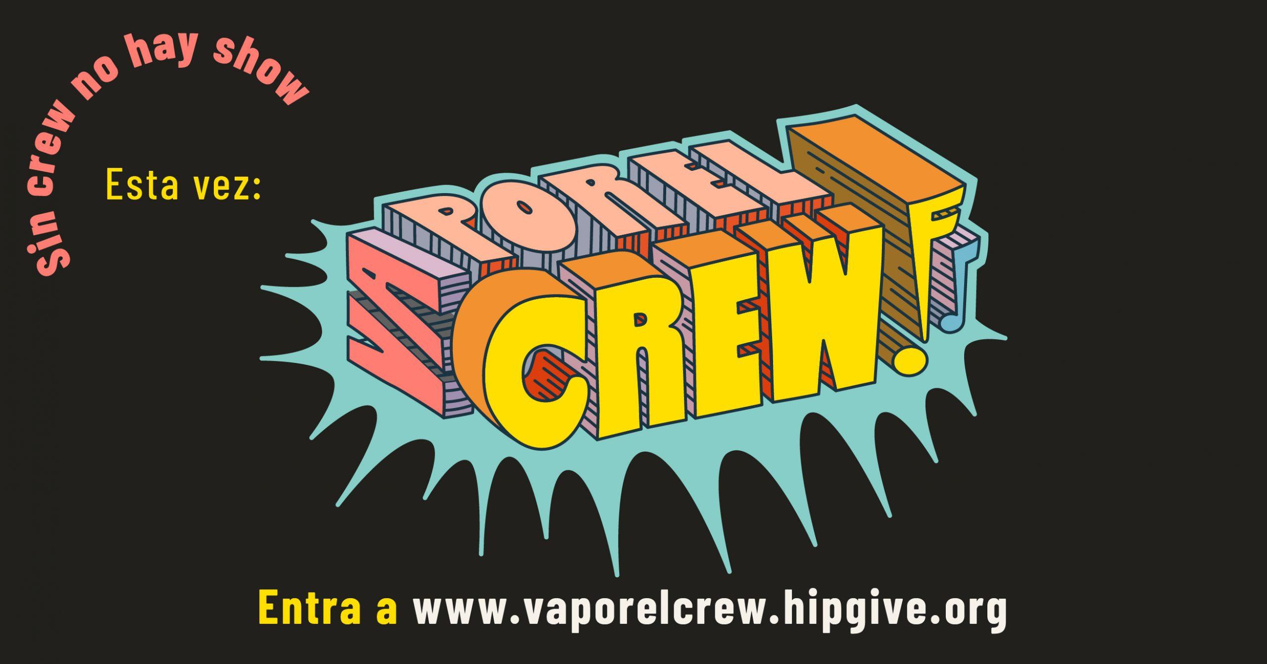 ¡Va por el crew! Los músicos mexicanos se unen para ayudar a quienes dependen de los conciertos