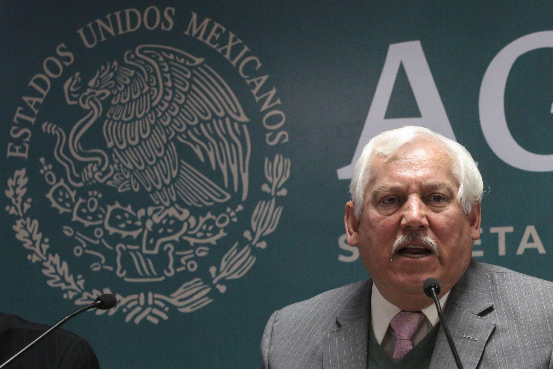 Victor Villalobos / Secretaría deAgricultura