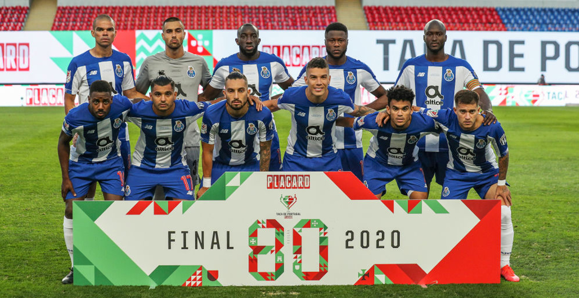 ¡Porto se corona campeón de la Taca de Portugal 9 años después!
