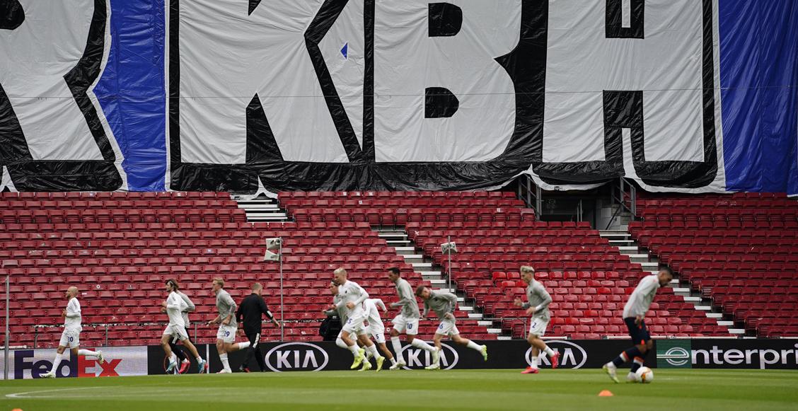 ¡Anotó el Copenhague! Revive el primer gol del regreso de la Europa League