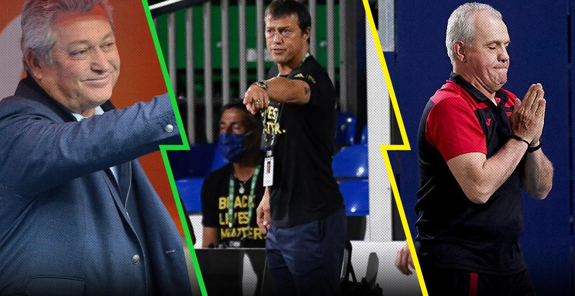 Las 3 opciones de Chivas para cubrir el lugar de Luis Fernando Tena