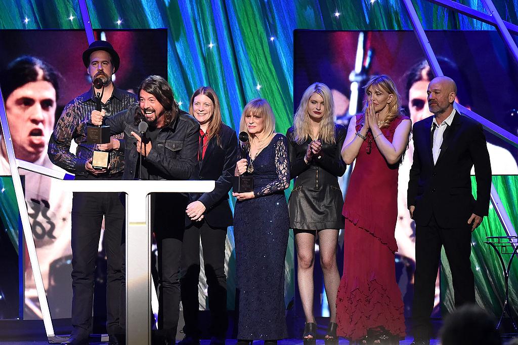 Las 10 mejores ceremonias de inducción en el 'Rock & Roll Hall of Fame' (Parte 1)