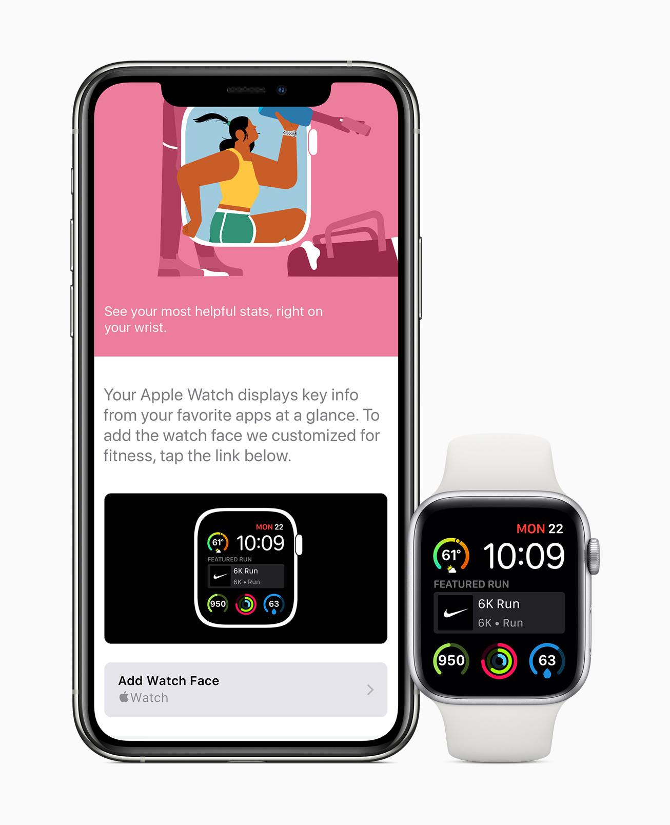 Nuevo Apple Watch OS7