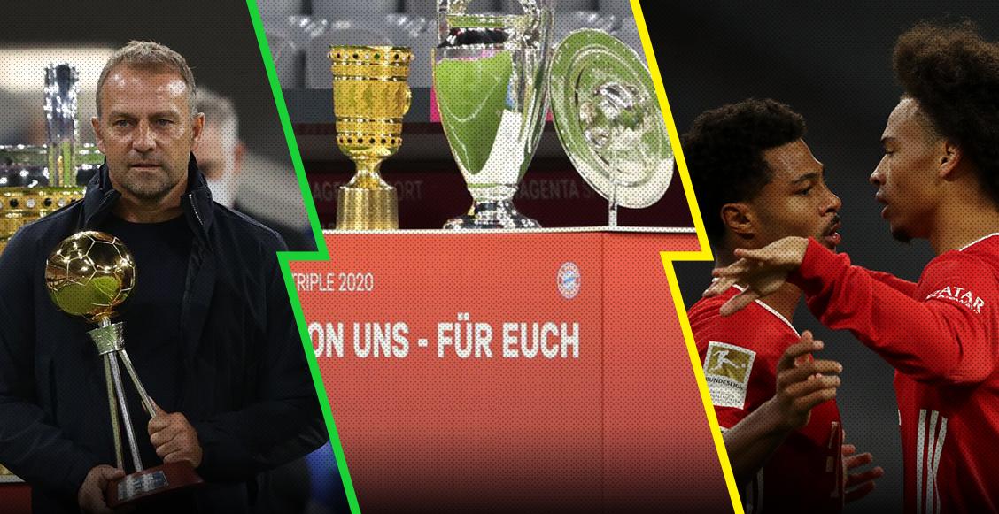 El triplete, el premio de Flick y los herederos: Así fue el Bayern Múnich vs Schalke del inicio de la Bundesliga