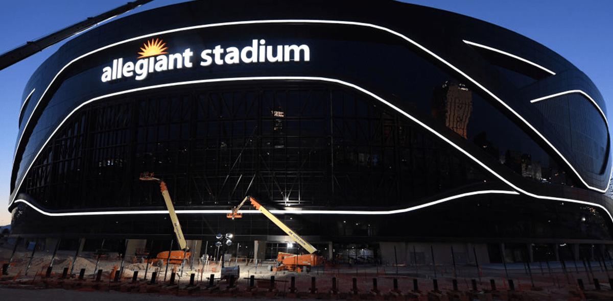 El estadio de los Raiders para la temporada 2020 de la NFL