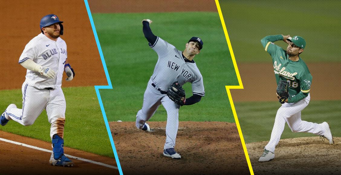Ellos son los 10 mexicanos que jugarán los playoffs de la temporada 2020 de la MLB