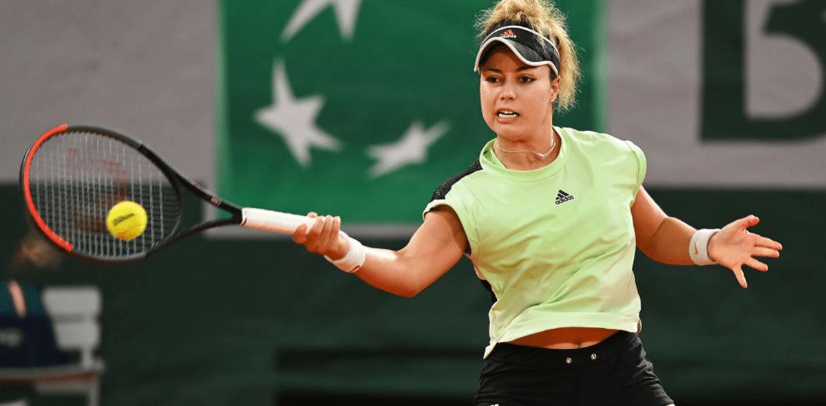 ¡Guerrera! Renata Zarazúa fue eliminada de Roland Garros