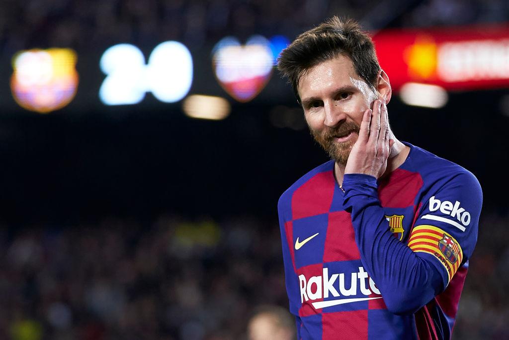 La parodia que explica la relación tóxica entre Lionel Messi y el Barcelona