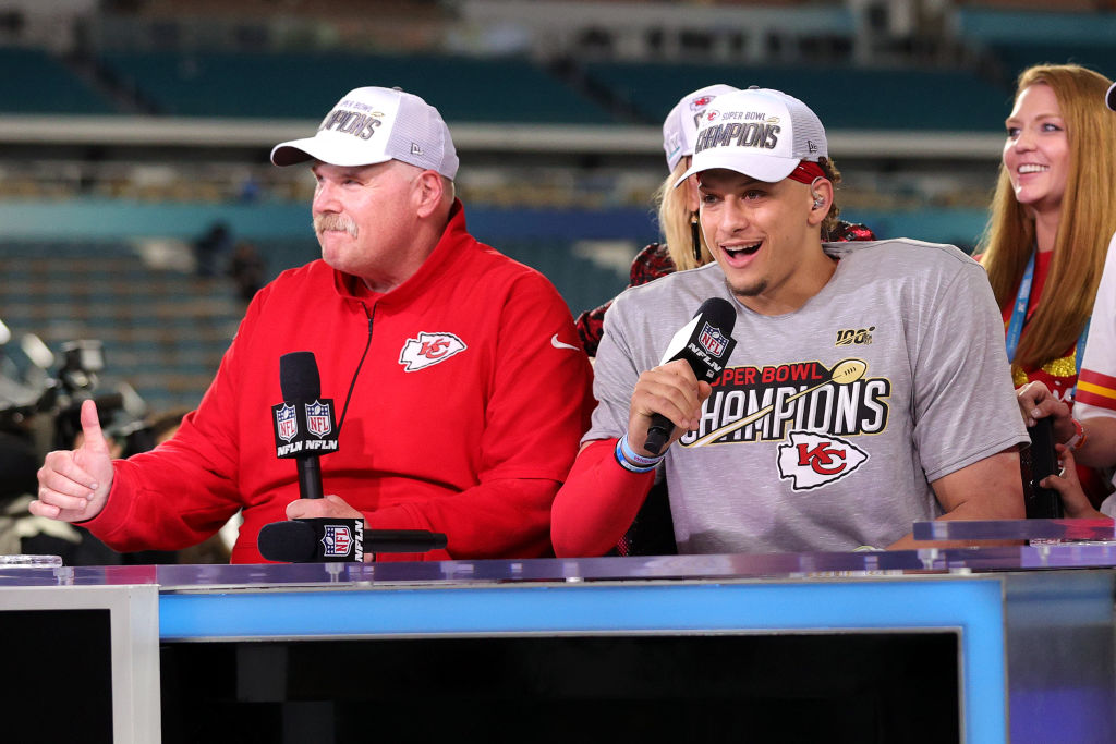 Los Chiefs y Patrick Mahomes, a las puertas de una nueva dinastía en la NFL