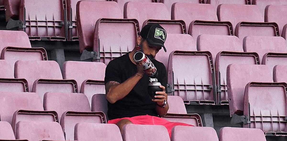 Denuncian estafa en el examen de Luis Suárez para obtener el pasaporte italiano