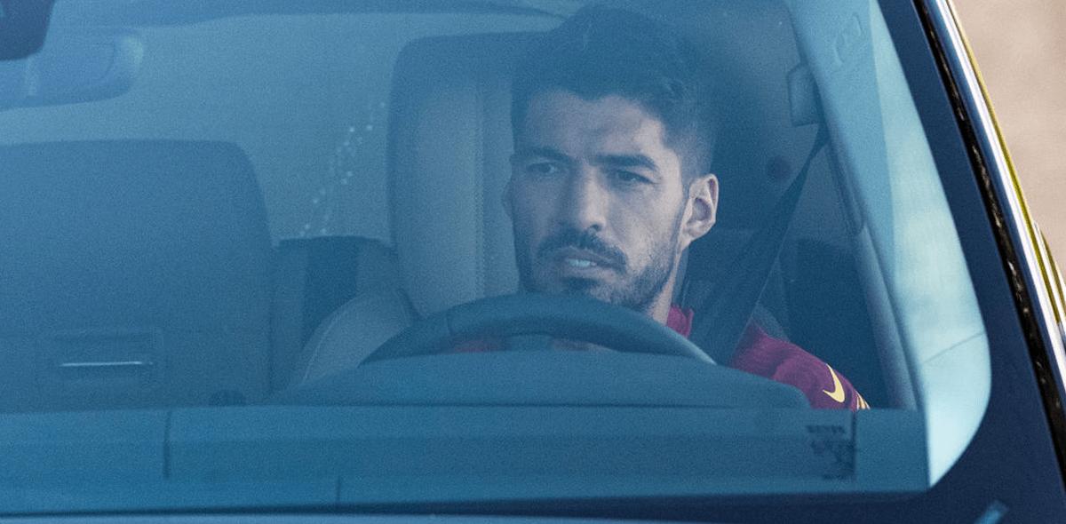 Luis Suárez jugará con el Atlético de Madrid