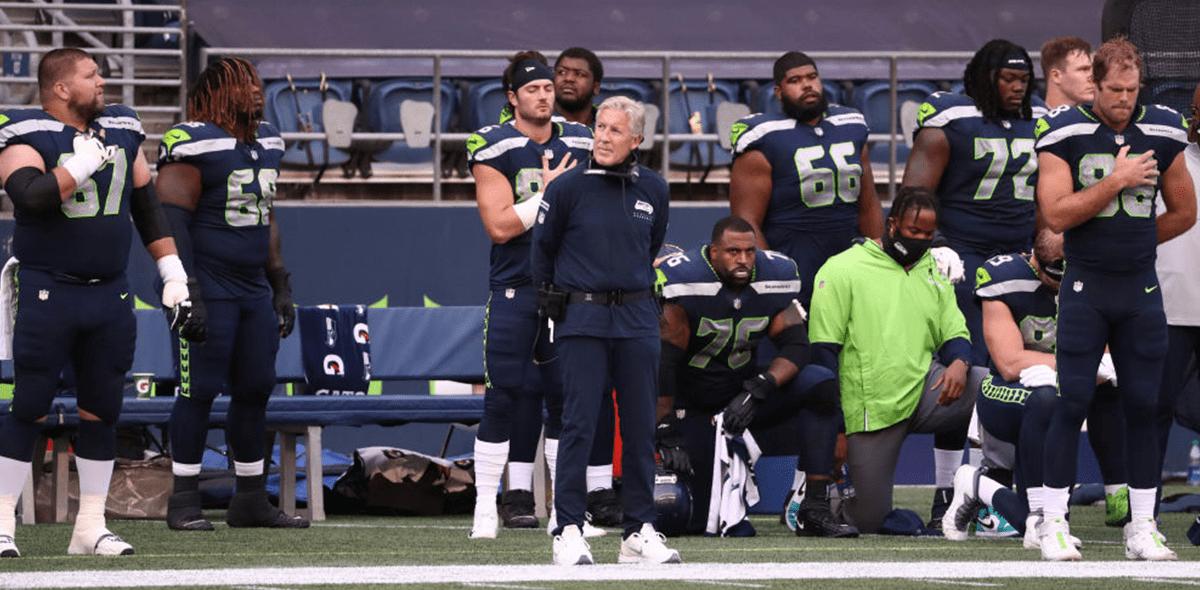 Jalón de orejas: Esta es la multa para entrenadores y equipos de la NFL que no usen mascarillas