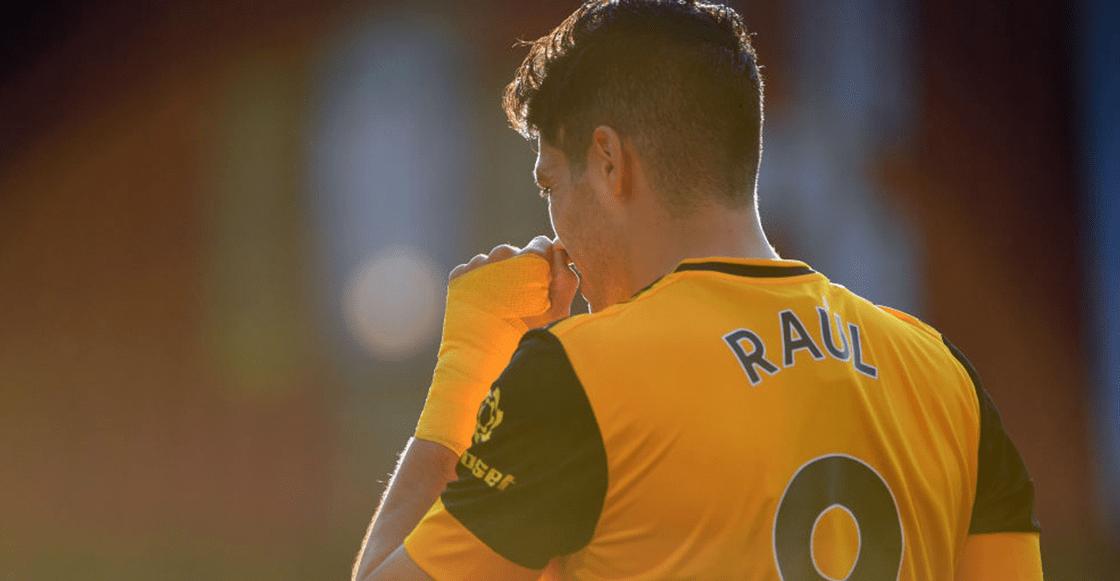 Raúl Jiménez le volvió a anotar al Manchester City y acá te dejamos el gol