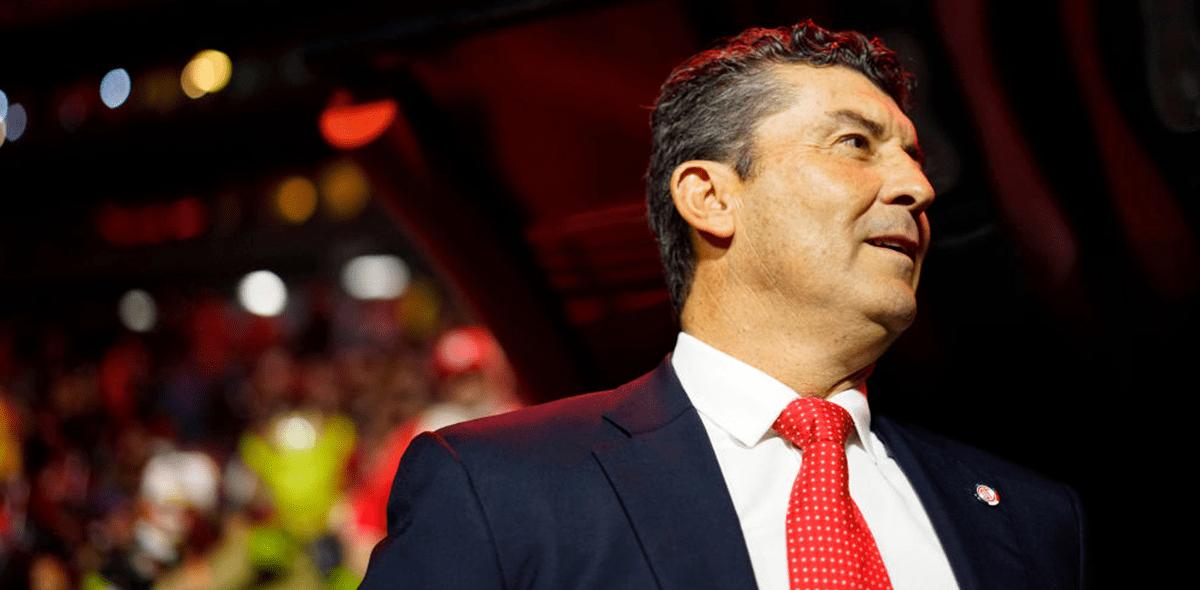 Totalmente oficial: Toluca anunció el cese del Chepo de la Torre