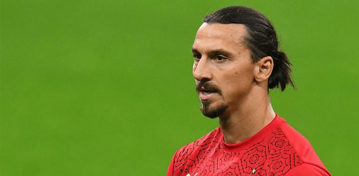 """""""Bad idea"""": Zlatan Ibrahimovic anunció que tiene coronavirus muy a su estilo"""