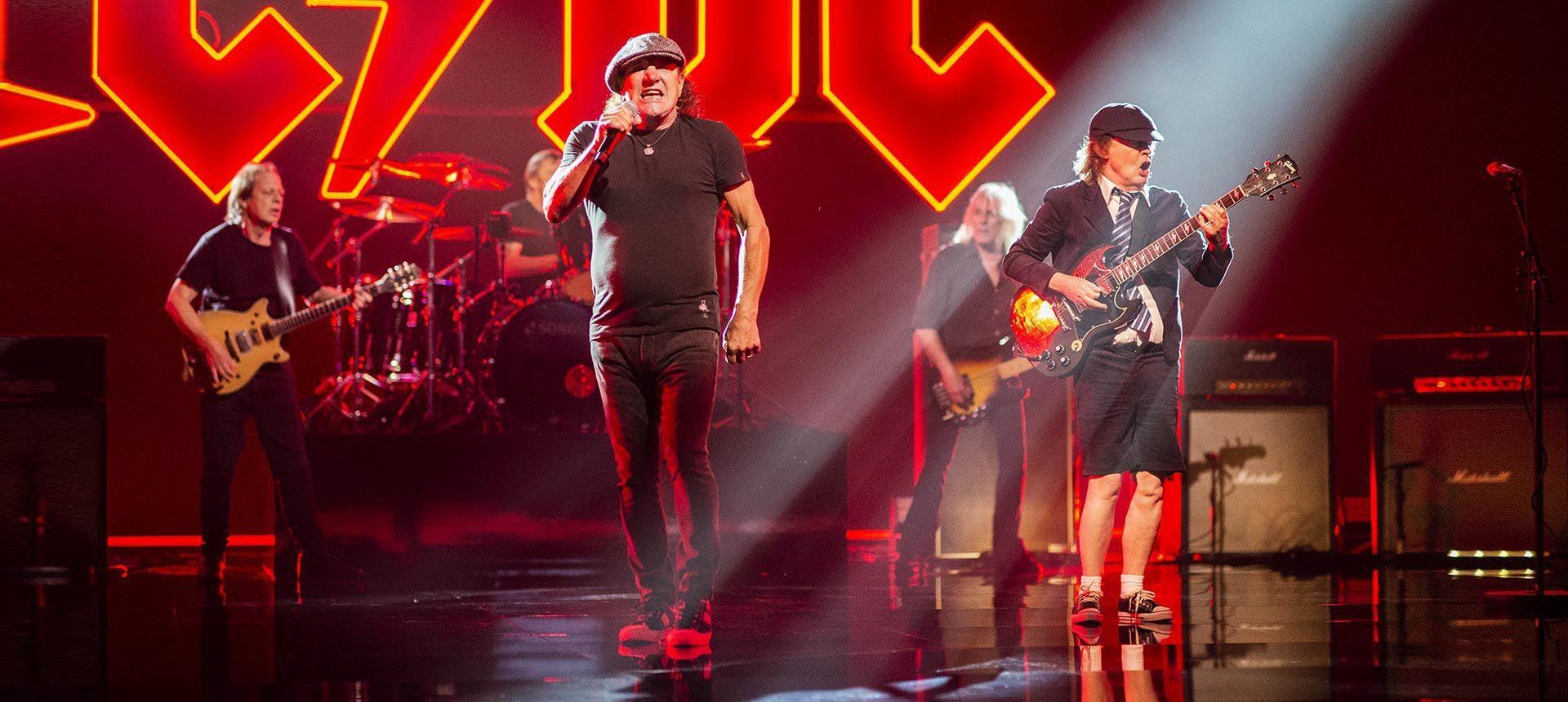 Bestätigt AC / DC ihre Rückkehr für 2020 mit Brian Johnson?