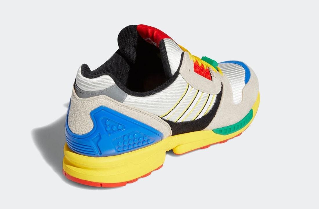 ¡Qué belleza! Adidas se une con LEGO para traer unos tenis que te regresarán a tu infancia
