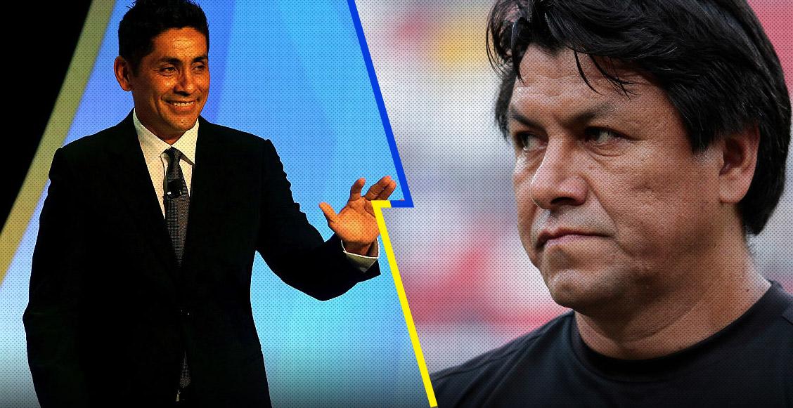 Jorge Campos y Claudio Suárez revelaron por qué no jugaron en el América