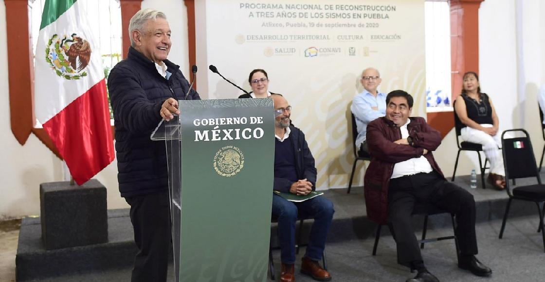 """Dice AMLO que México tiene 20 mil mdp para vacuna contra coronavirus y el PAN """"no ve por dónde"""""""