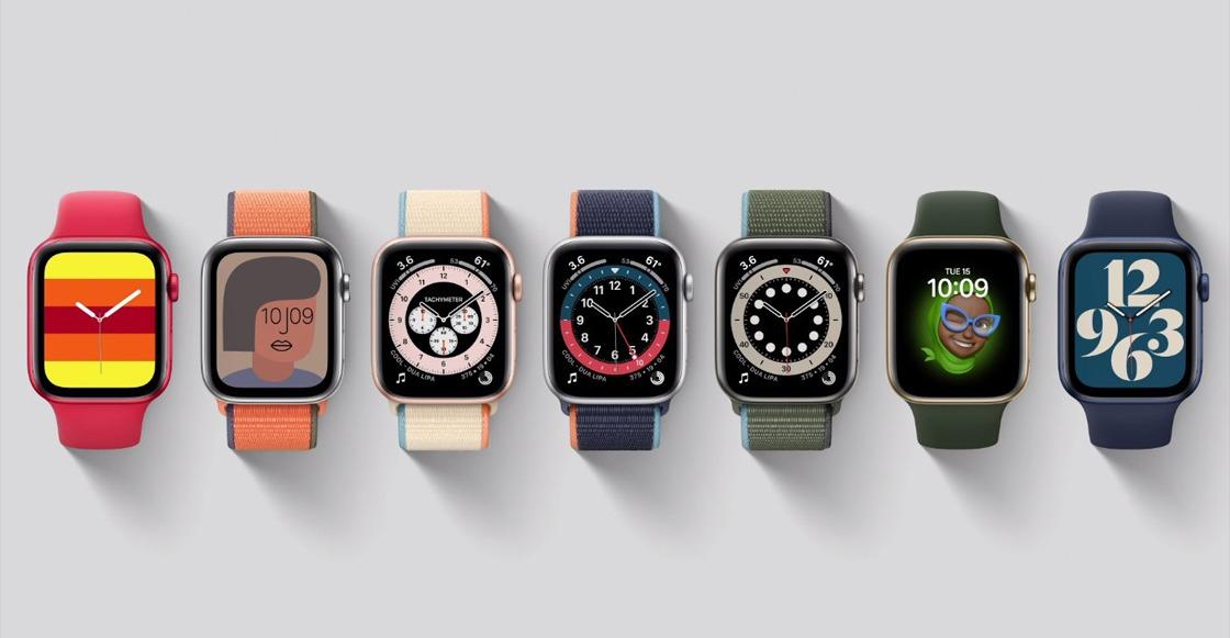 Precio, fecha y más: Esto es todo lo que debes saber del Apple Watch Series 6