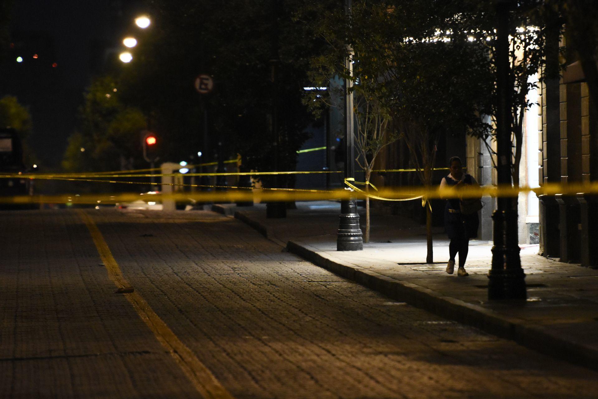 Se registra balacera en Pino Suárez tras ceremonia del Grito de Independencia