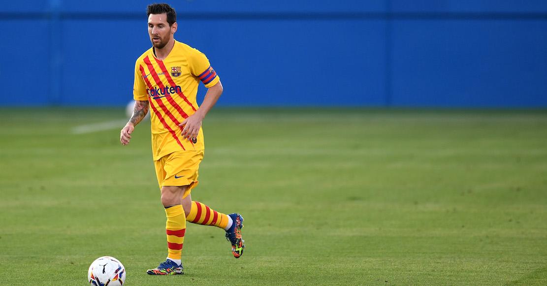 Barcelona inicia la era Koeman con un triunfo y goles de Griezmann y Coutinho