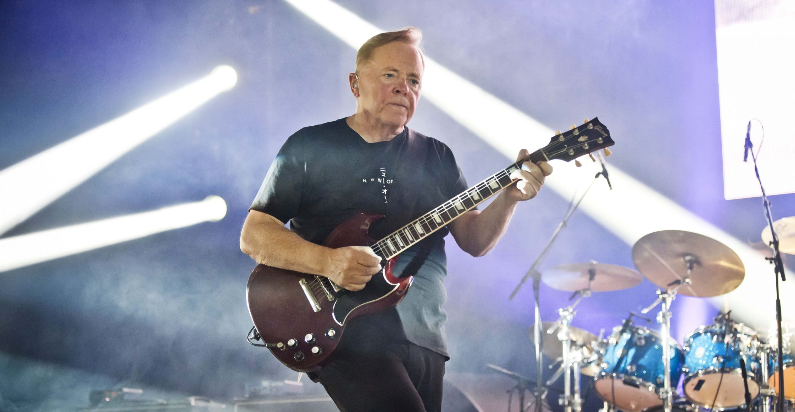 """New Order está de regreso después de 5 años con """"Be A Rebel"""""""