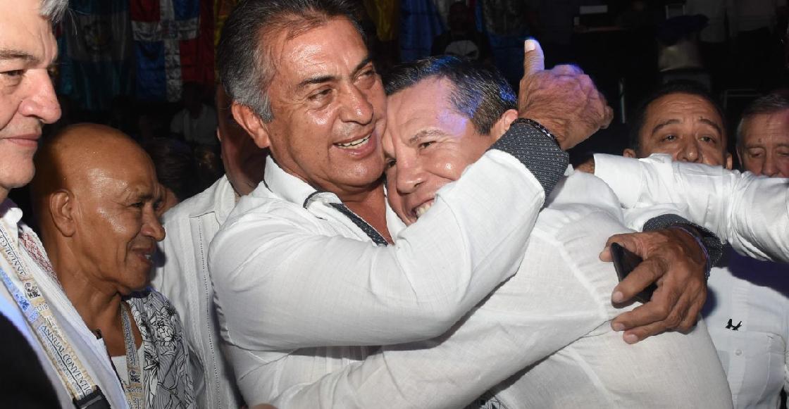 """¿Ok? 'El Bronco' se comparó con Miguel Hidalgo por su """"lucha"""" contra el Gobierno Federal"""