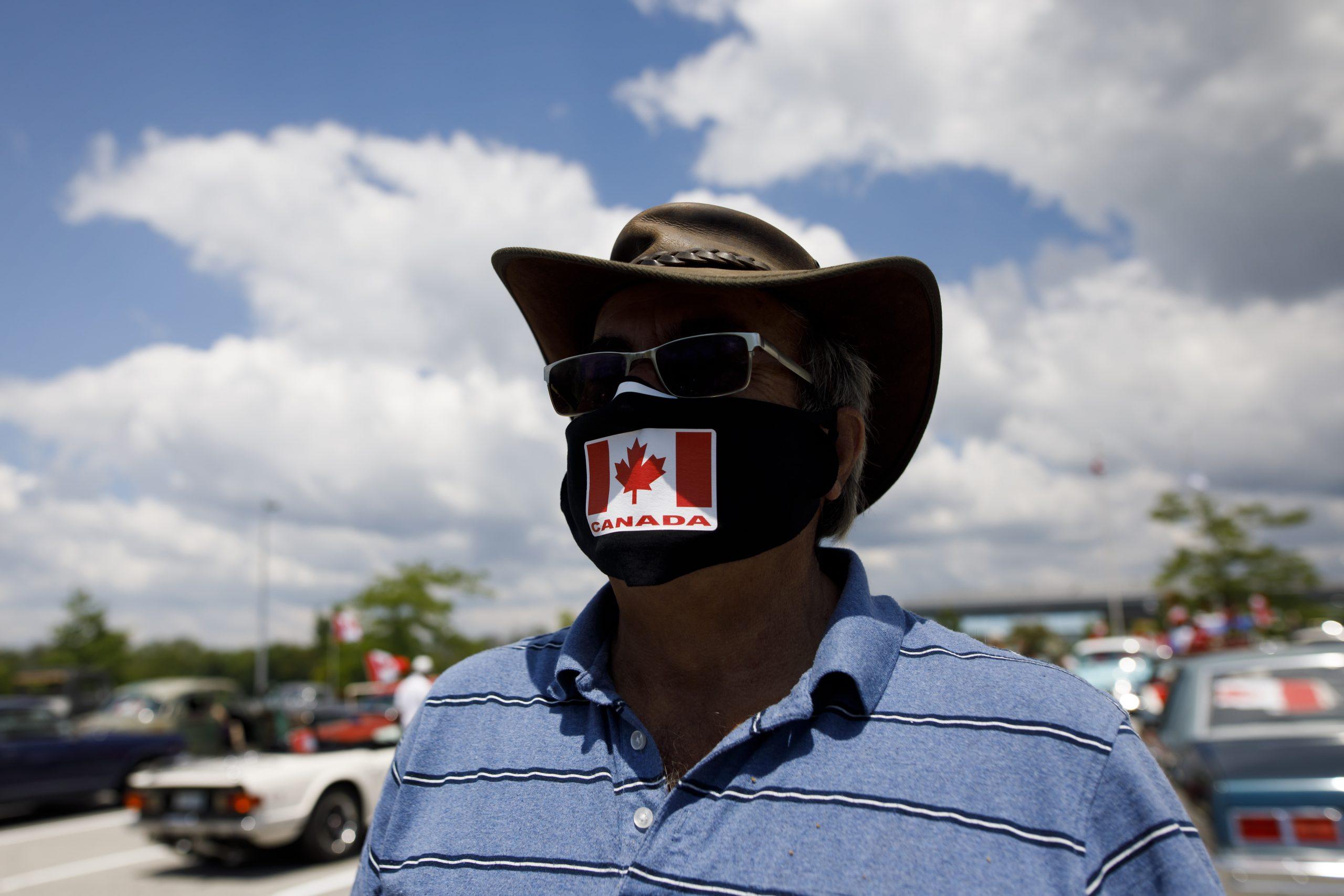 Canadá no registró nuevas muertes por coronavirus por primera vez en seis meses