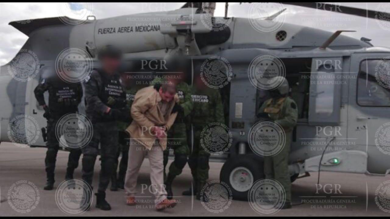 "Defensa de Joaquín ""El Chapo"" Guzmán apela sentencia de cadena perpetua en EU"