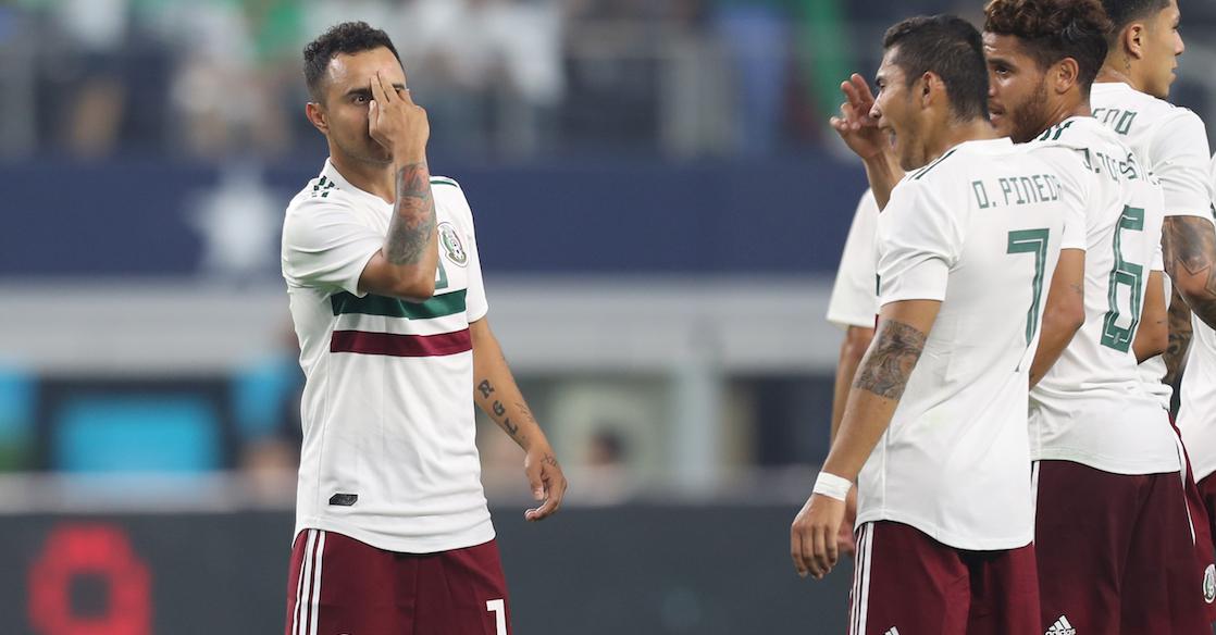 El mensaje con el que 'Chapo'Montes deja a la Selección Mexicana: