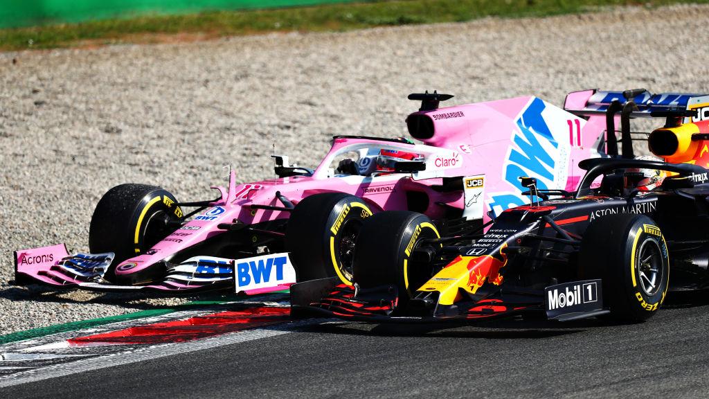 Checo Pérez anuncia que se va de Racing Point