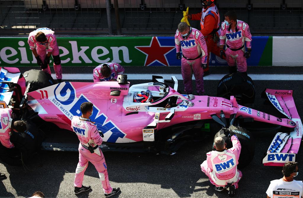 Checo Pérez comparte cómo le avisaron sobre su salida de Racing Point