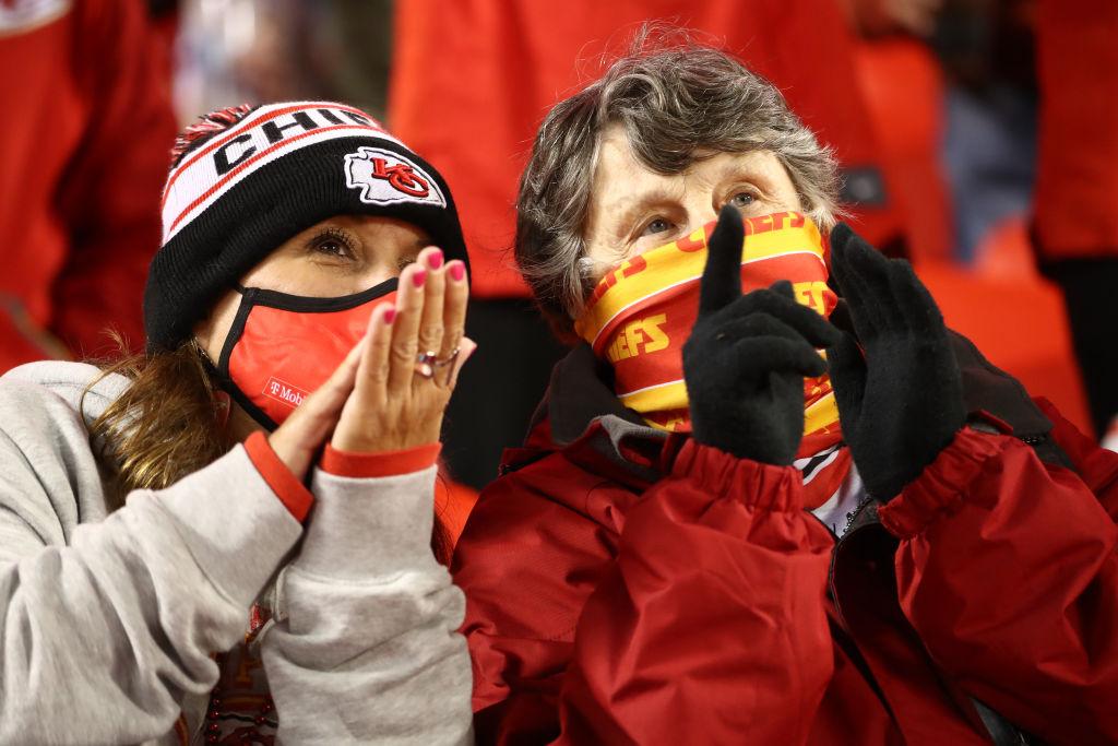Las mejores fotos del Chiefs vs Texans
