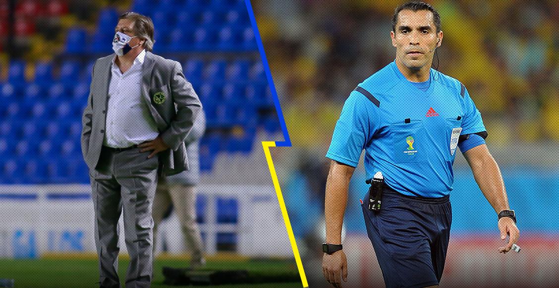 'Chiquimarco' pidió asesoría al 'Piojo' Herrera y 'Tuca' Ferretti para poder dirigir en la Liga MX