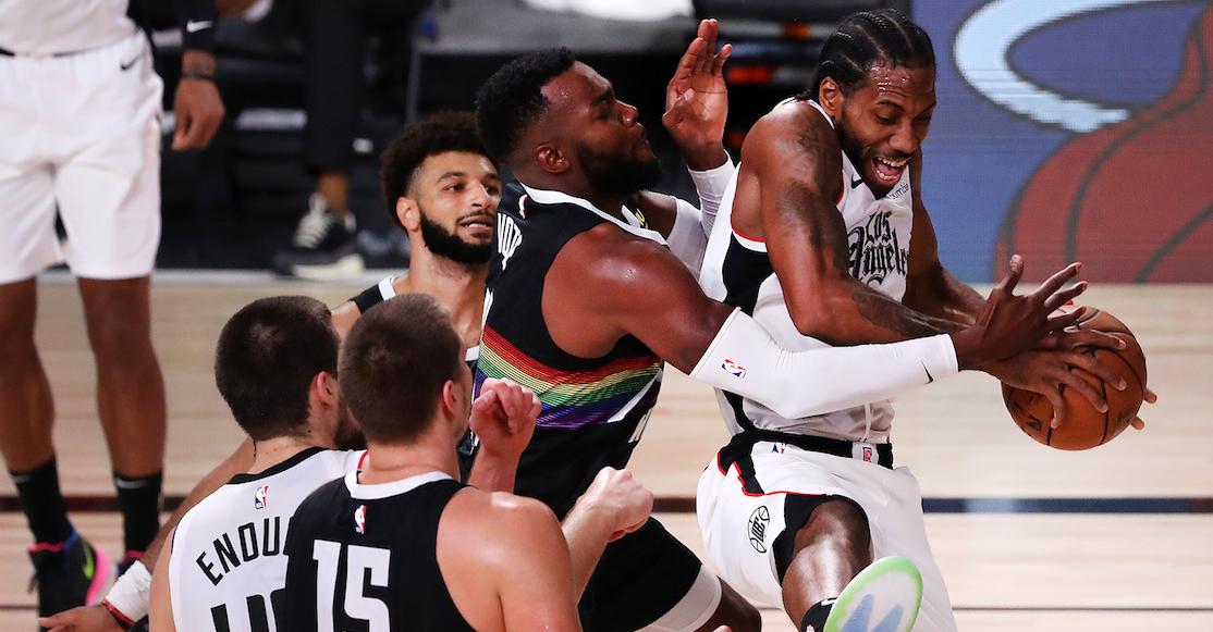 Los Clippers la vuelven a cruzazulear y van al séptimo juego contra los Nuggets