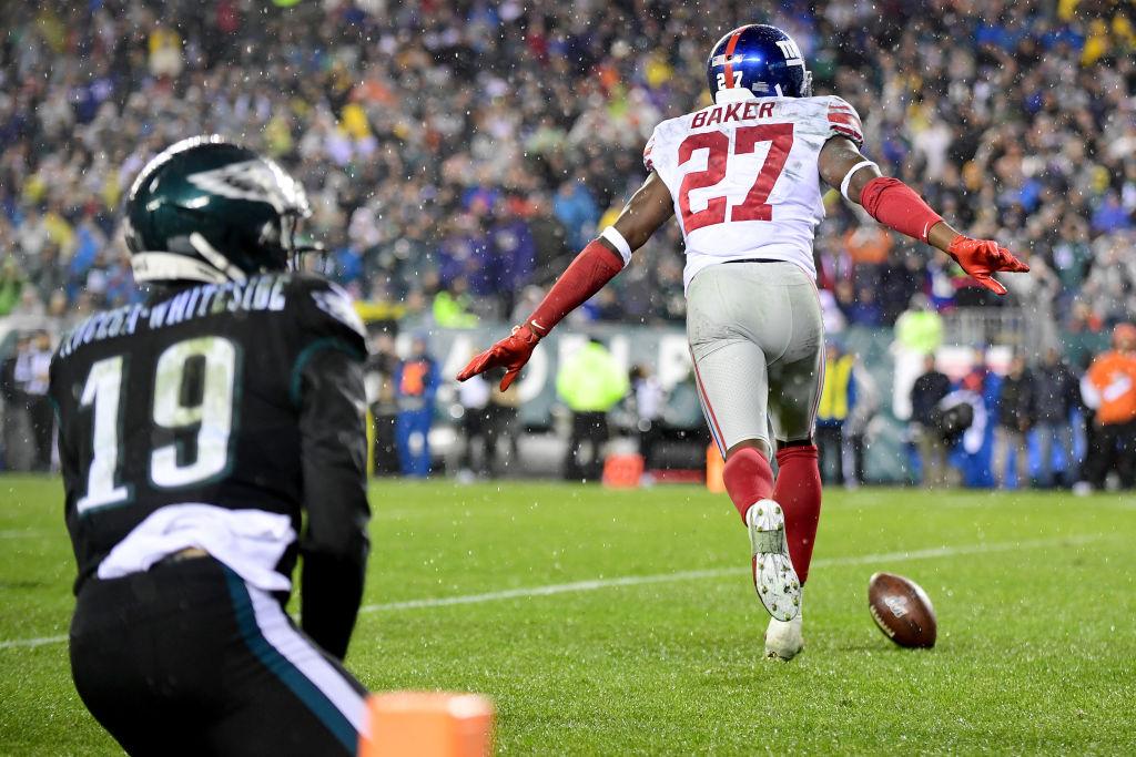 Los New York Giants 'cortaron' a DeAndre Baker luego de enfrentar cargos por robo a mano armada