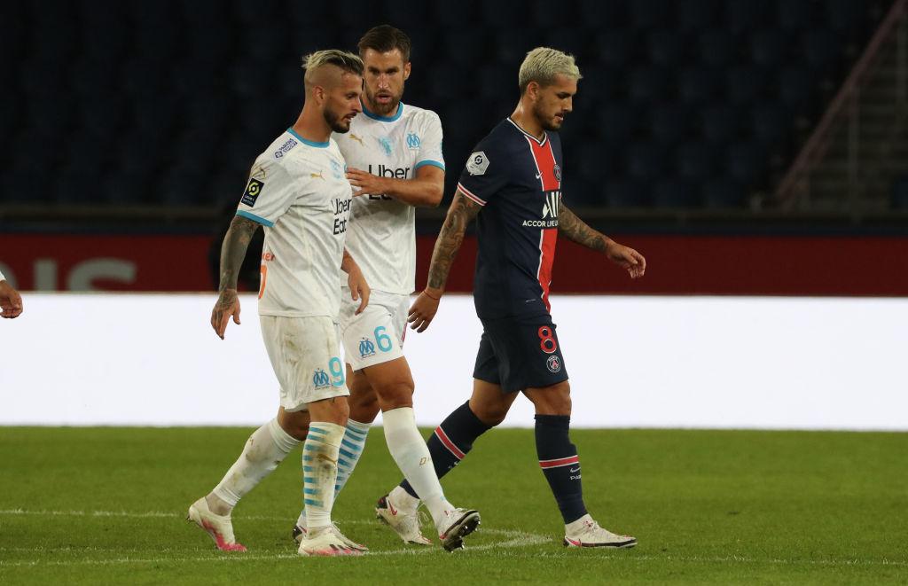 Pelea campal, reacciones y sanciones: El pleito entre el PSG y Marsella que terminaría en castigo para Neymar