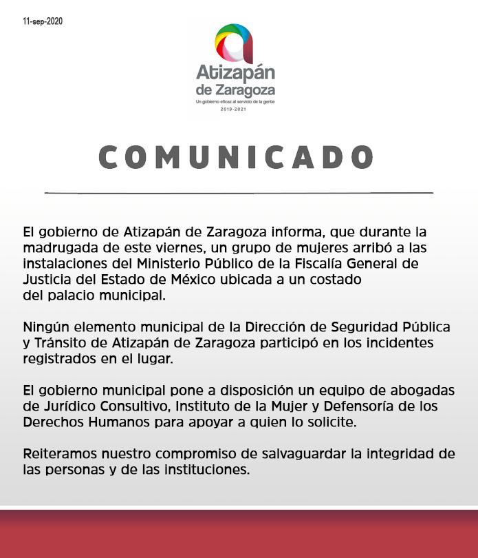 fiscalia atizapan codhem ecatepec