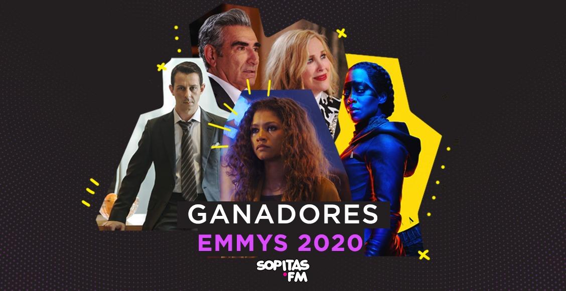 And the Emmy goes to... Estos son los ganadores de los Premios Emmy 2020
