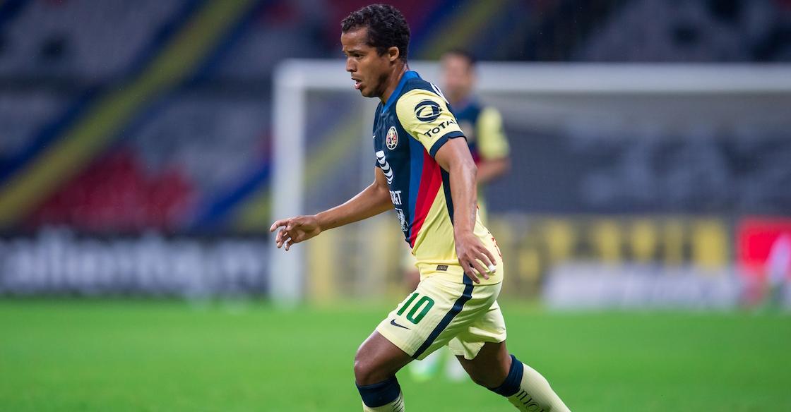 Giovani dos Santos volvió a jugar más de media hora con el América y así le fue contra Toluca