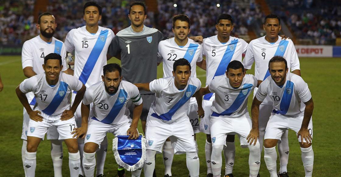 Guatemala reporta caso de coronavirus previo al juego contra México