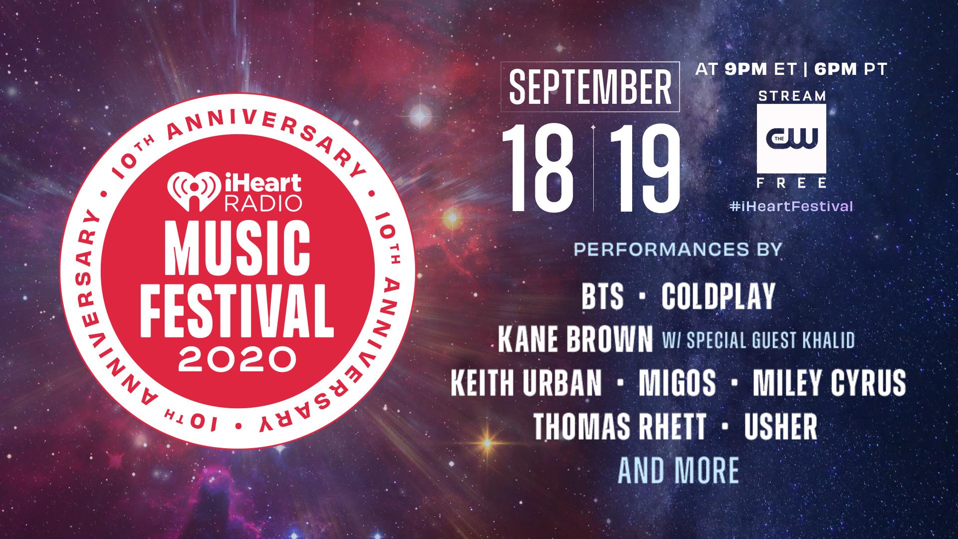 A Todo Volumen: Checa la agenda de conciertos del 16 al 19 de septiembre